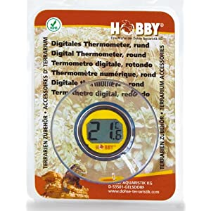 Hobby 36253 Digitales Thermometer, rund, DT2
