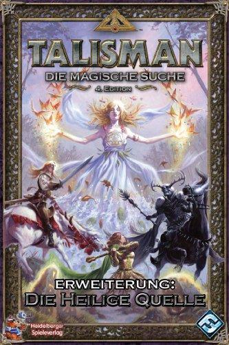 Heidelberger Spieleverlag HE406 - Talisman: Die Heilige Quelle - Erweiterung