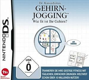 Dr. Kawashimas Gehirn Jogging - Wie fit ist ihr Gehirn? [import allemand]