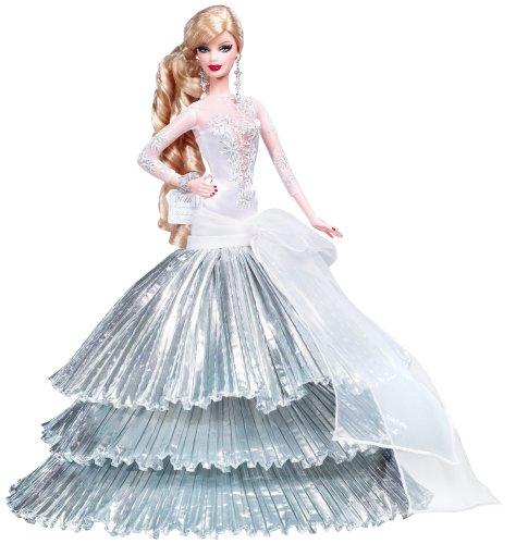 Barbie Mattel L9643-0 Holiday, Serie magia delle Feste, Anno 2008