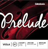 D\'Addario Bowed Jeu de cordes pour alto D\'Addario Prelude, « Short Scale », tension Medium