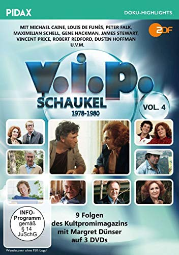V.I.P.-Schaukel, Vol. 4 (1978-1980) (3 DVDs)