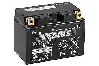 Yuasa YTZ14S Motorbike & Powersports Battery