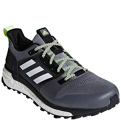 adidas Men's Supernova Trail Running Shoes Grey Three/Cloud White/Core Black 13