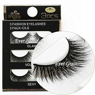 Arpoador 3D waterproof eyelashes suitable for girls eye makeup charm eyes charming eyelashes