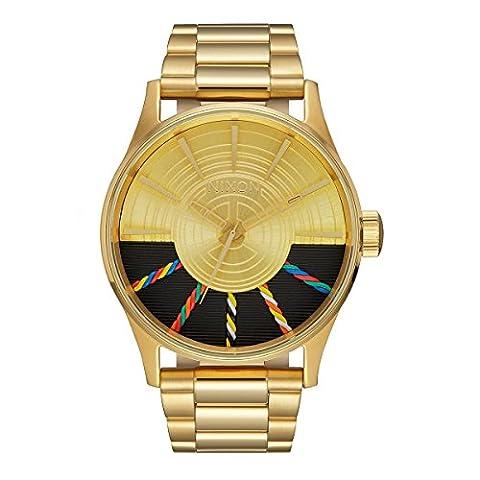 Nixon Sentry - Star Wars - Montre Homme - Bracelet