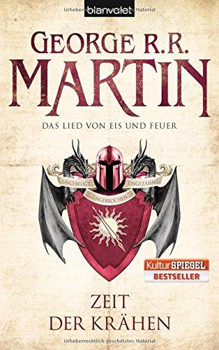 Buchseite und Rezensionen zu 'Das Lied von Eis und Feuer' von George R.R. Martin