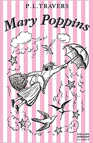 Mary Poppins (Collins Modern Classics) (Mary Poppins series Book 1)