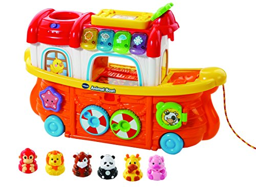 VTech 504503 Toot-Toot Animals Boat