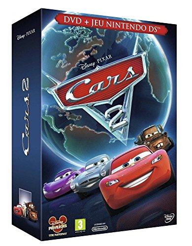 Preisvergleich Produktbild Coffret DVD cars 2 + jeu video cars 2 pour Nintendo ds [FR Import]