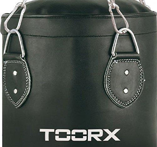 Toorx - Sacco Boxe Pelle Sintetica 40 kg x 100 cm x 35 Diametro