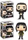 Funko POP! Blade Runner 2049: Wallace + Joi - Stylized Vinyl Figure Set NEW