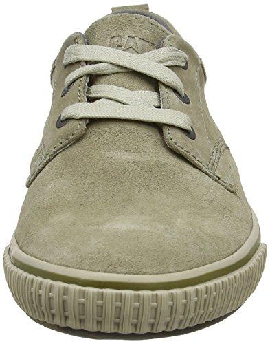 Caterpillar Prestige, Sneaker Alta Uomo Beige (sabbia)