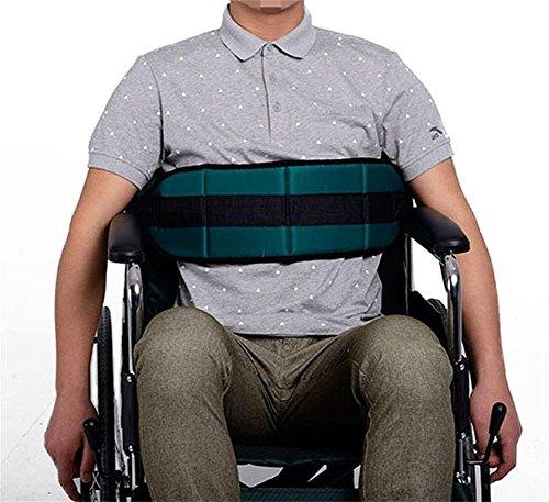 Cinturón ajustable para silla de ruedas de QEES, cinturón con arnés de...