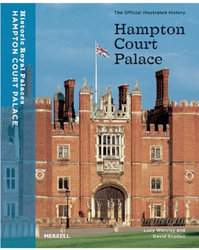 Palace Stock (Hampton Court Palace: The Official Illustrated History (Architecture New Titles))