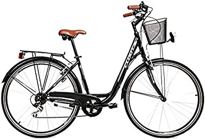 Cloot Bike - Bicicleta urbana -Bici de paseo Sunset ruedas de 28