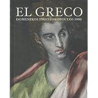 El Greco: Domenikos Theotokopoulos 1900