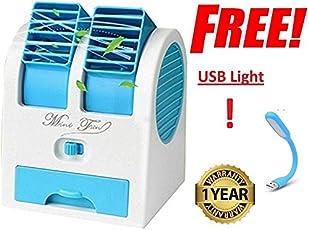 Renyke Durable 5V 2.5W Mini USB Cooling Fan(Multicolour)