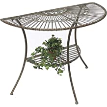 Suchergebnis Auf Amazon De Fur Halbrunder Tisch Metall