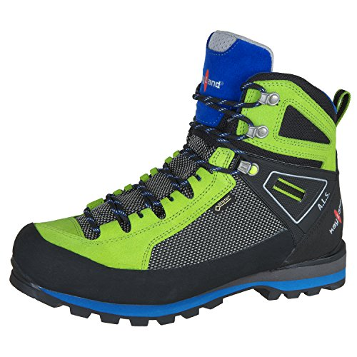 Kayland Chaussures Hommes Bakpacking Cross Mountain Gtx Lime 018017030 Lime