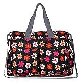Happy Cherry - Bebés Bolso Bolsa Maternal de Pañales para Carrito Carro Bandolera para Mamás Madres Bebés Viaje con gran capacidad - Multicolor5