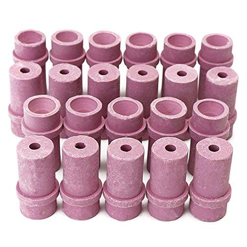SODIAL Ugelli In Ceramica Per Sabbiatrice Da 20 Pezzi Ugelli Per Pistola Abrasiva Con Sabbia A Sifone Aria Sifone