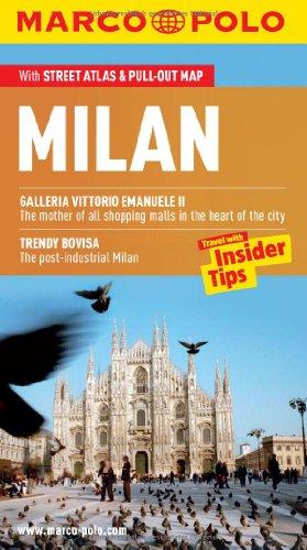 Milan Marco Polo Guide (Marco Polo Travel Guides)