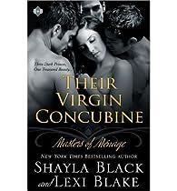 [Their Virgin Concubine * *] [by: Shayla Black] par  Shayla Black
