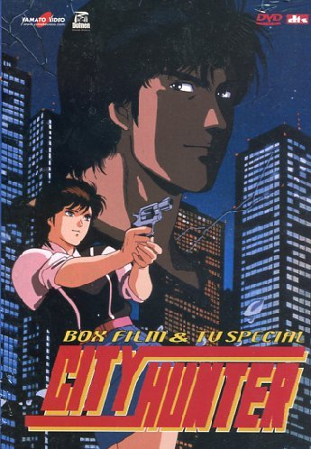 Price comparison product image City Hunter Special Tv Box (5 Dvd)