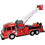 Team Power 60cm Friction Fire Engine