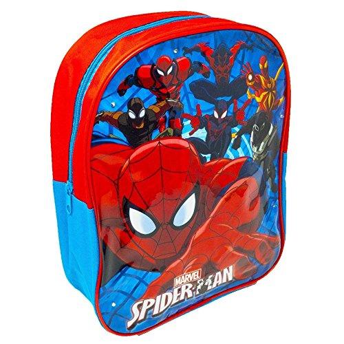 1029hvl-5730t de Marvel Ultimate Spiderman – Sac à dos de 31 cm à LED