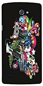 Timpax protective Armor Hard Bumper Back Case Cover. Multicolor printed on 3 Dimensional case with latest & finest graphic design art. Compatible with LG G4 ( H815 ) Design No : TDZ-21893