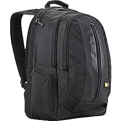 """Case Logic RBP217 Sac à dos en nylon pour Ordinateur portable/Tablette 17"""" 10,2"""" Noir"""