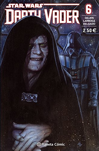 Descargar Libro Star Wars Darth Vader nº 06/25 de Salvador Larroca