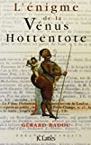 L'Enigme de la Vénus hottentote