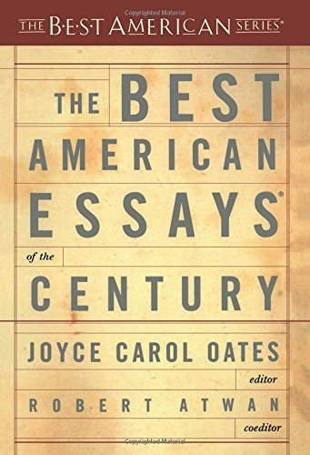 the-best-american-essays-of-the-century