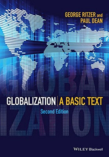 Globalization: A Basic Text by George Ritzer (2015-01-27)