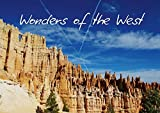 CALVENDO Nature: Wonders of the West / UK-Version (Poster Book DIN A4 Landscape): Spectacular landscapes of the American West. (Poster Book, 14 pages) [Taschenbuch] [Dec 10, 2013] Del Luongo, Claudio