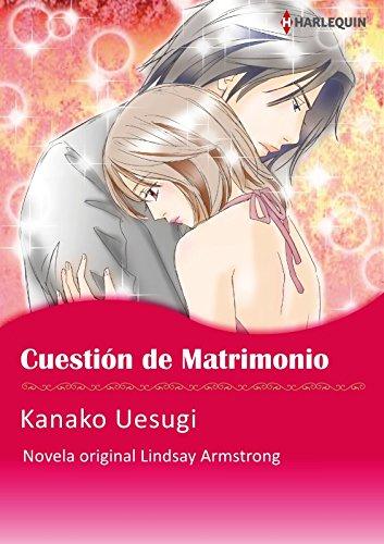 Cuestión de Matrimonio (Harlequin Manga) por Lindsay Armstrong