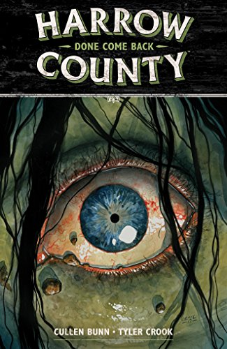 Harrow County Volume 8: Done Come Back (Halloween Cartoon Town)