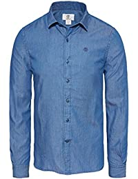 Timberland Provincetown–Long Sleeve Chambray Shirt Homme
