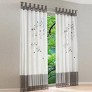 Gardinen Wohnzimmer Grau günstig online kaufen   Dein Möbelhaus