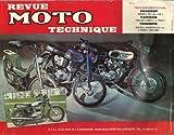 Rmt N° 0 Peugeot 101 et 102 Yamaha 125 cc YAS 1 YAS 2 TRIUMPH 650 750 Bonneville et Tiger 1963 1981