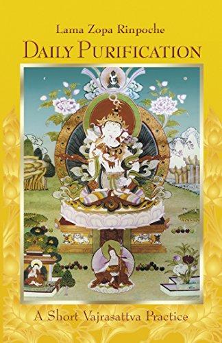 Daily Purification: A Short Vajrasattva Practice (English Edition) por Lama Zopa Rinpoche