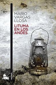 Lituma en los Andes par Mario Vargas Llosa