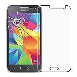 ebestStar - Compatible Cristal Templado Samsung Galaxy Core Prime SM-G360F, 4G SM-G361F VE Protector Pantalla, Película Protectora Ultrafina, Dureza 9H, Sin-Burbujas [Aparato: 130.8x67.9x8.8mm 4.5']