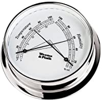 Weems y Plath Endurance Collection 085 Comfortmeter (cromado)