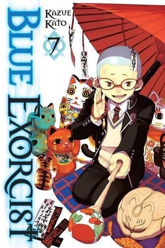 Blue Exorcist - Volume 7 por Kazue Kato
