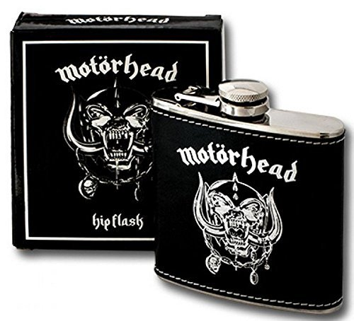 Motorhead - Warpig Hip Flask