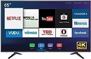 Hisense 65 Inch 4K Smart TV- 65A6100UW